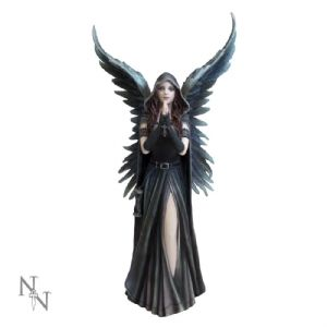 "Fairy~ Gothic Alternative Fairy Figurine ""Harbringer"" by Nemesis Now~ By Folio Gothic Hippy NOW4022"